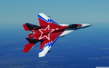Military - Mikoyan MiG-29 Wallpapers and Backgrounds ID : 500603