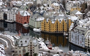Man Made - Alesund Wallpapers and Backgrounds ID : 500700