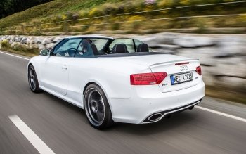 Vehicles - 2014 Audi Rs5 Cabrio Wallpapers and Backgrounds ID : 500716