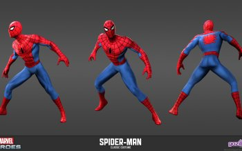Comics - Spider-Man Wallpapers and Backgrounds ID : 500841