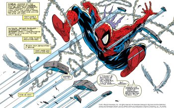 Comics - Spider-Man Wallpapers and Backgrounds ID : 500851