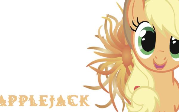 TV Show My Little Pony: Friendship is Magic My Little Pony Applejack HD Wallpaper   Background Image