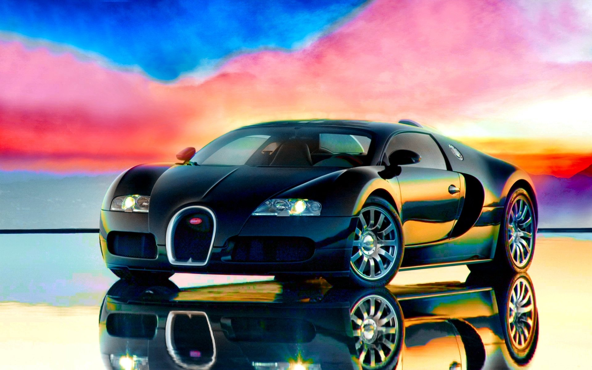 217 Bugatti Veyron Hd Wallpapers Background Images Wallpaper Abyss