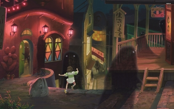 Фильм - Spirited Away Wallpapers and Backgrounds ID : 501056