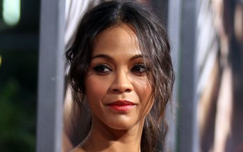 Celebrity - Zoe Saldana Wallpapers and Backgrounds ID : 501324