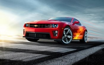 Fahrzeuge - Chevrolet Camaro Wallpapers and Backgrounds ID : 501341