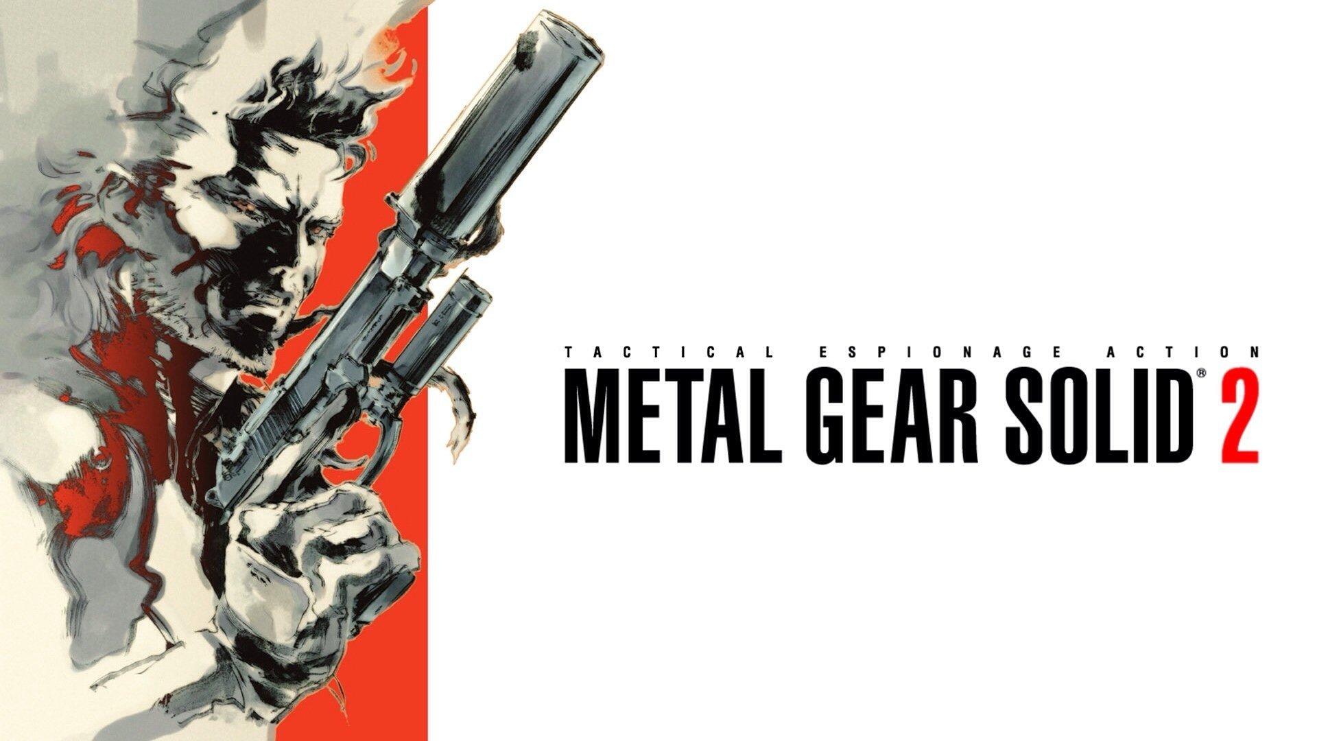 Metal Gear Solid 2 Wallpaper: Metal Gear Solid 2: Sons Of Liberty HD Wallpaper