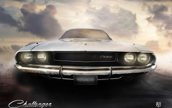 Vehicles - Dodge Challenger Wallpapers and Backgrounds ID : 502251