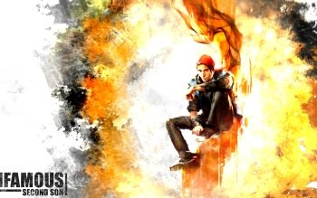 Videogioco - Infamous: Second Son Wallpapers and Backgrounds ID : 502267
