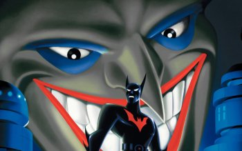 Cartoon - Batman Beyond: Return Of The Joker Wallpapers and Backgrounds ID : 502322