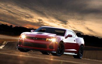 Vehicles - Chevrolet Camaro Wallpapers and Backgrounds ID : 502340