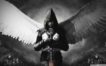 Fantasy - Angel Warrior Wallpapers and Backgrounds ID : 502399