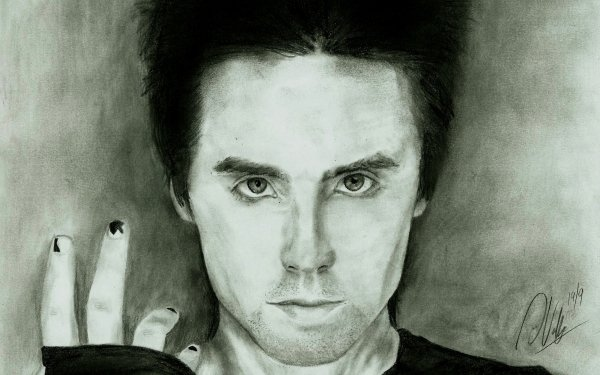 Celebrity Jared Leto Actors United States Actor American HD Wallpaper   Background Image