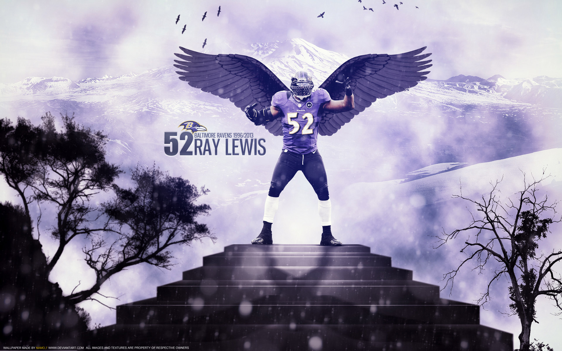 Ray Lewis Full HD Wallpaper And Background Image