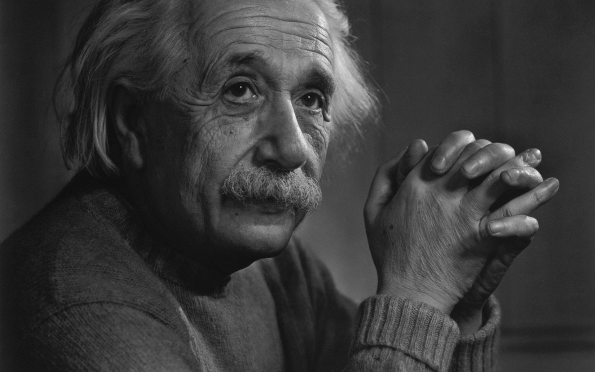 12 Albert Einstein HD Wallpapers