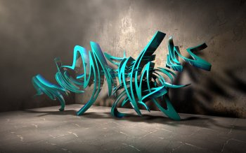 CGI - Graffiti Wallpapers and Backgrounds ID : 503832