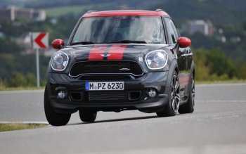 Vehicles - Mini Countryman John Cooper Works Wallpapers and Backgrounds ID : 504056