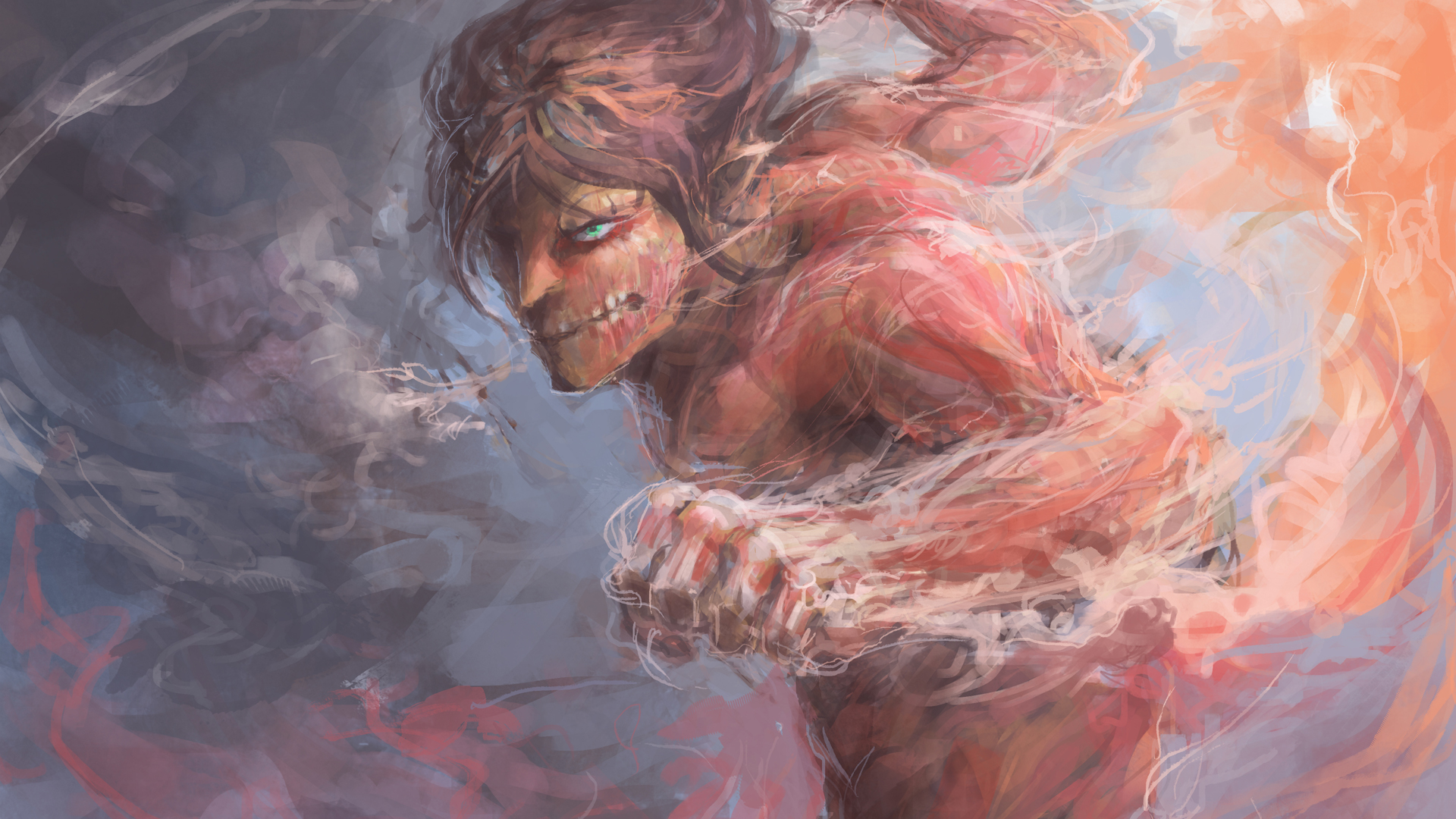 Attack On Titan Full HD Wallpaper and Background Image | 1920x1080 | ID:505641