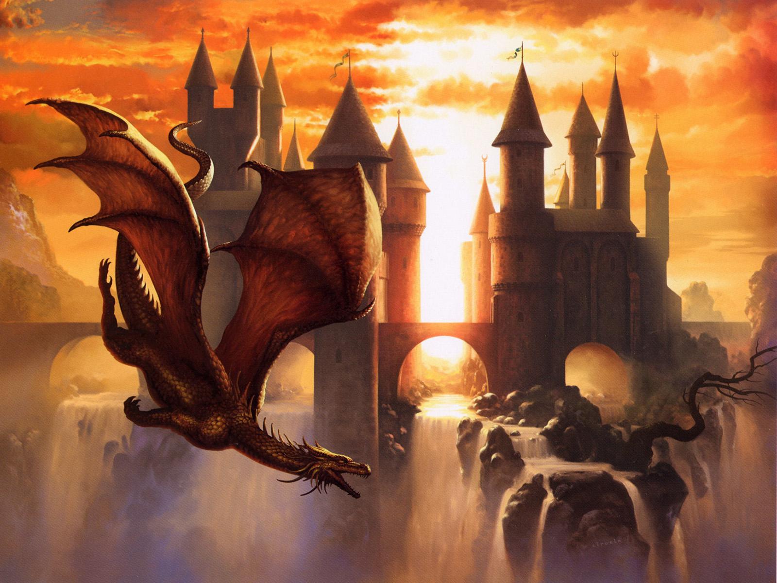 dragon wallpaper 1600x1200 - photo #28