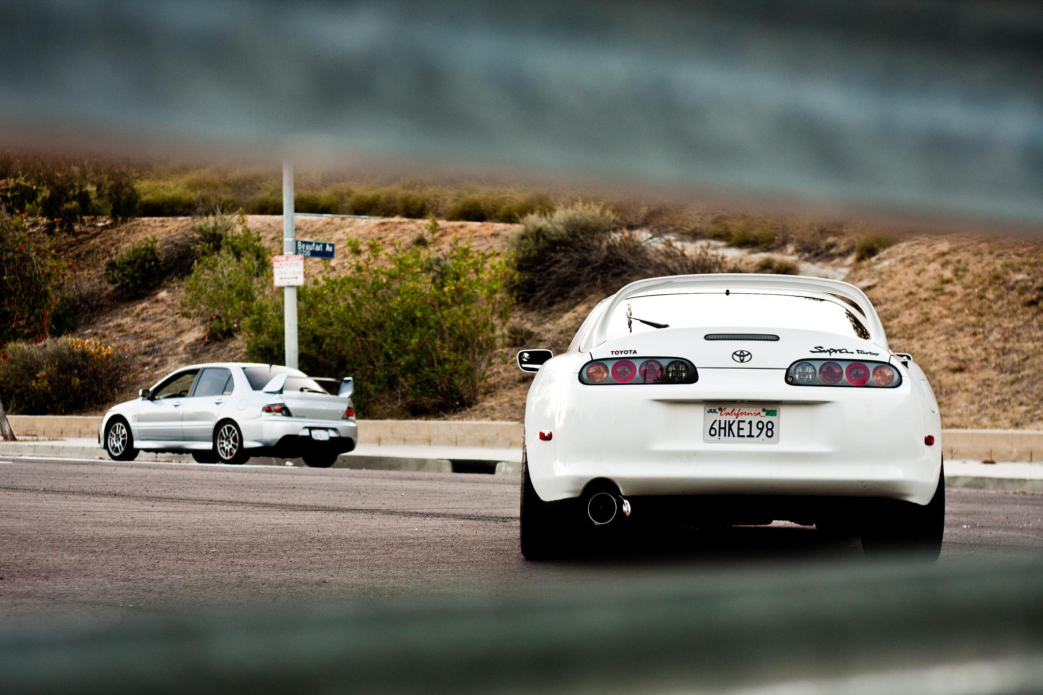Toyota Supra Hd Wallpaper Background Image 2048x1365 Id 506827