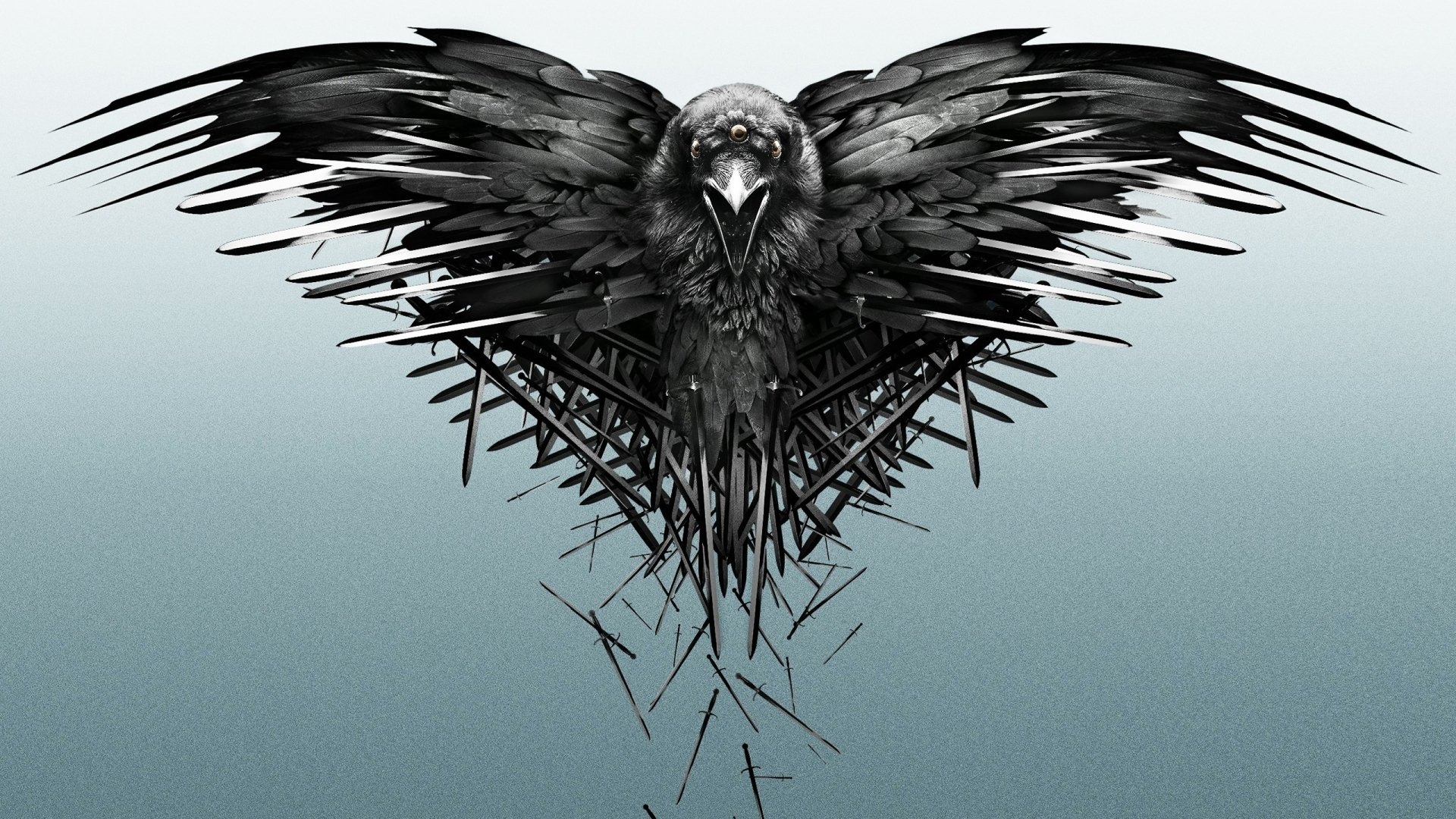 TV Show - Game Of Thrones  Crow Raven Bird Wallpaper
