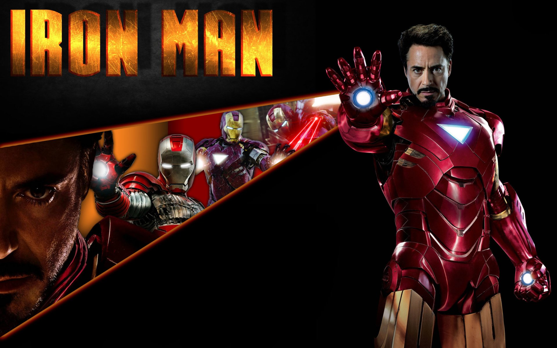 Ironman full hd fond d 39 cran and arri re plan 2560x1600 - Iron man 2 telecharger ...
