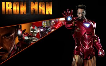 Movie - Iron Man Wallpapers and Backgrounds ID : 506715