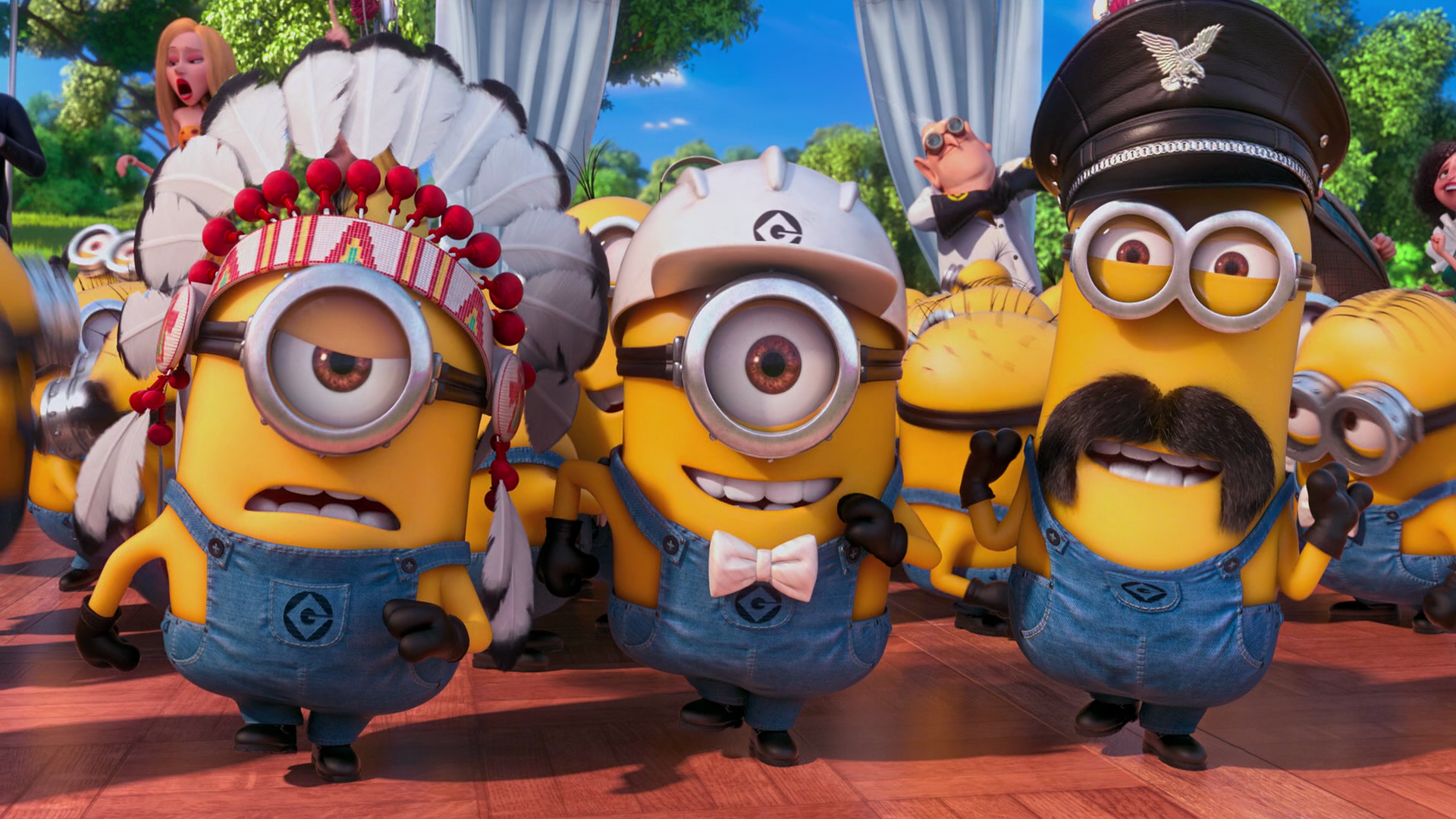 Despicable Me 2 HD Wallpaper | Background Image | 1920x1080 | ID:507980 - Wallpaper Abyss