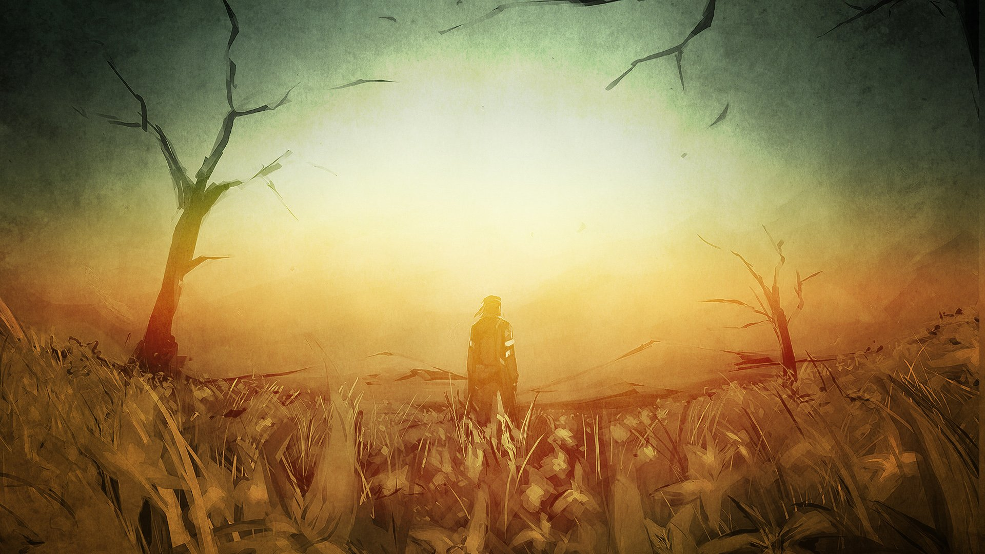 Metal Gear Solid 3 Snake Eater Hd Wallpaper Background Image
