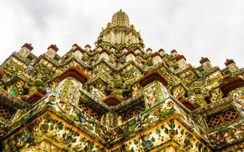 Religiös - Wat Arun Temple Wallpapers and Backgrounds ID : 507008