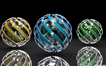 CGI - Sphere Wallpapers and Backgrounds ID : 507278
