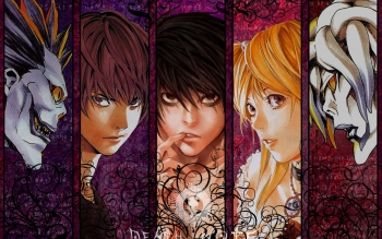 Anime - Death Note Wallpapers and Backgrounds ID : 507355