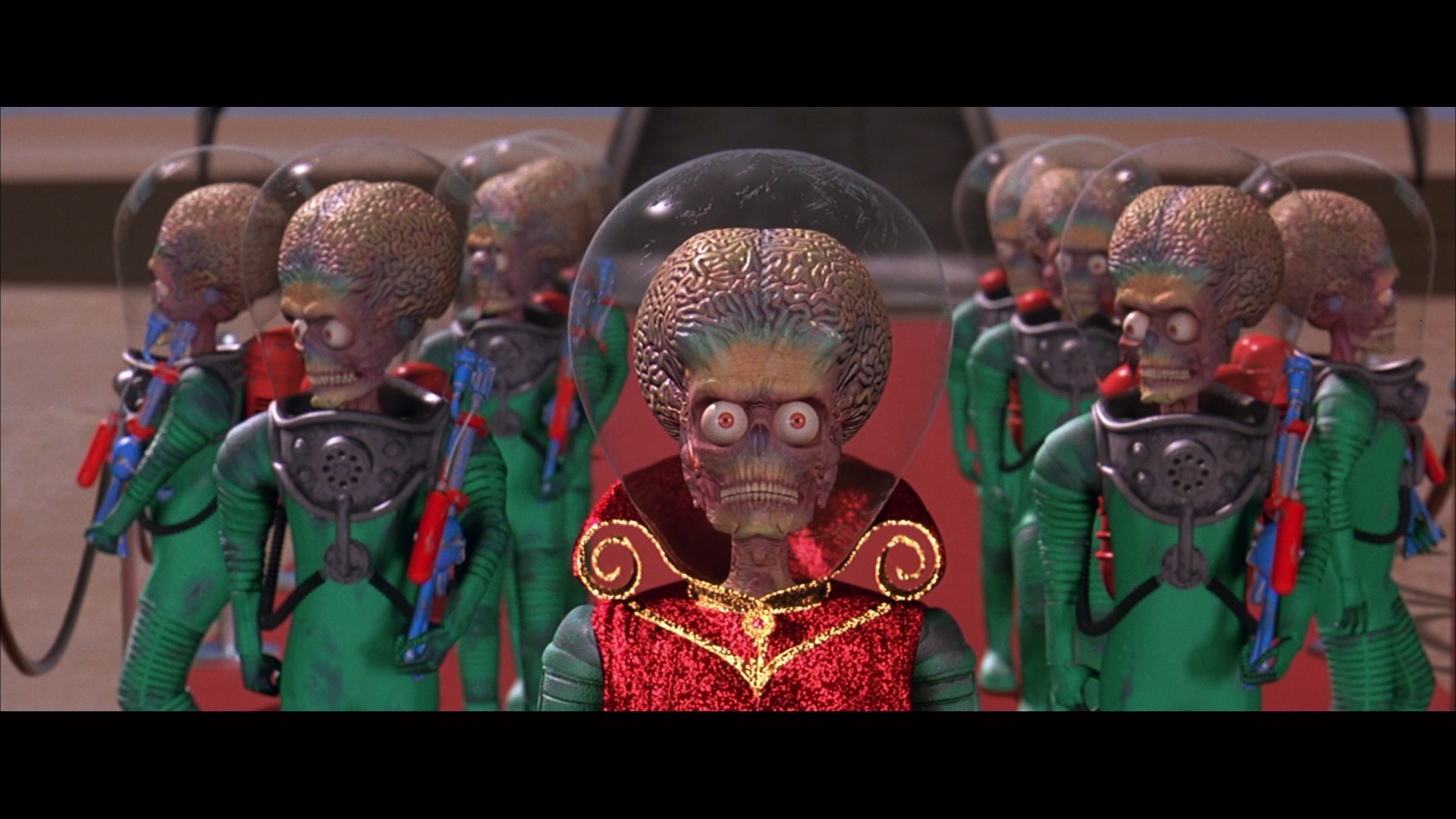 Mars Attacks Hd Wallpaper Background Image 1920x1080