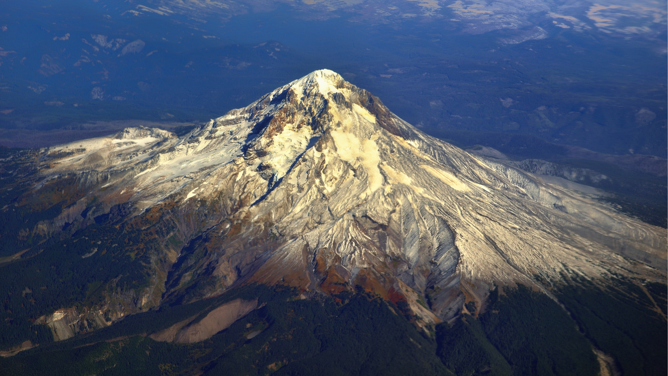 Mount Hood Full Hd Wallpaper And Background Image