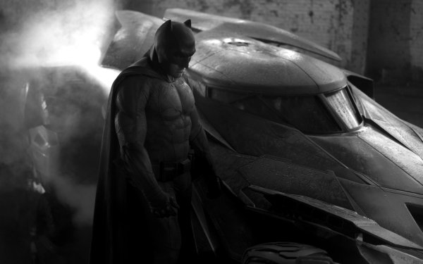 Películas Batman v Superman: El amanecer de la justicia Superman Batman Batmobile Fondo de pantalla HD | Fondo de Escritorio