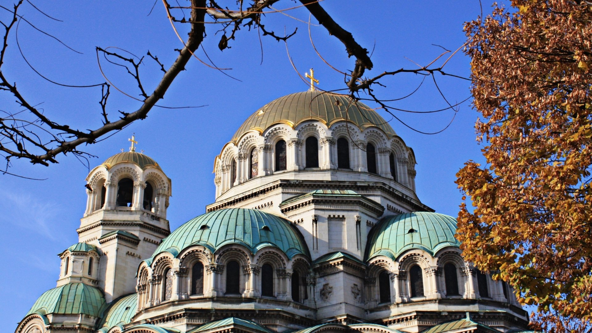 Religious - Alexander Nevsky Cathedral, Sofia  Wallpaper