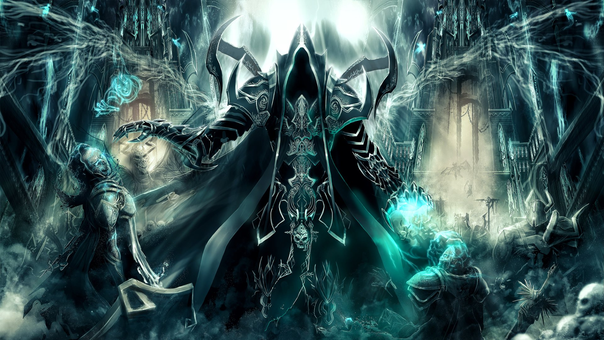 169 Diablo III: Reaper Of Souls HD Wallpapers | Background Images - Wallpaper Abyss