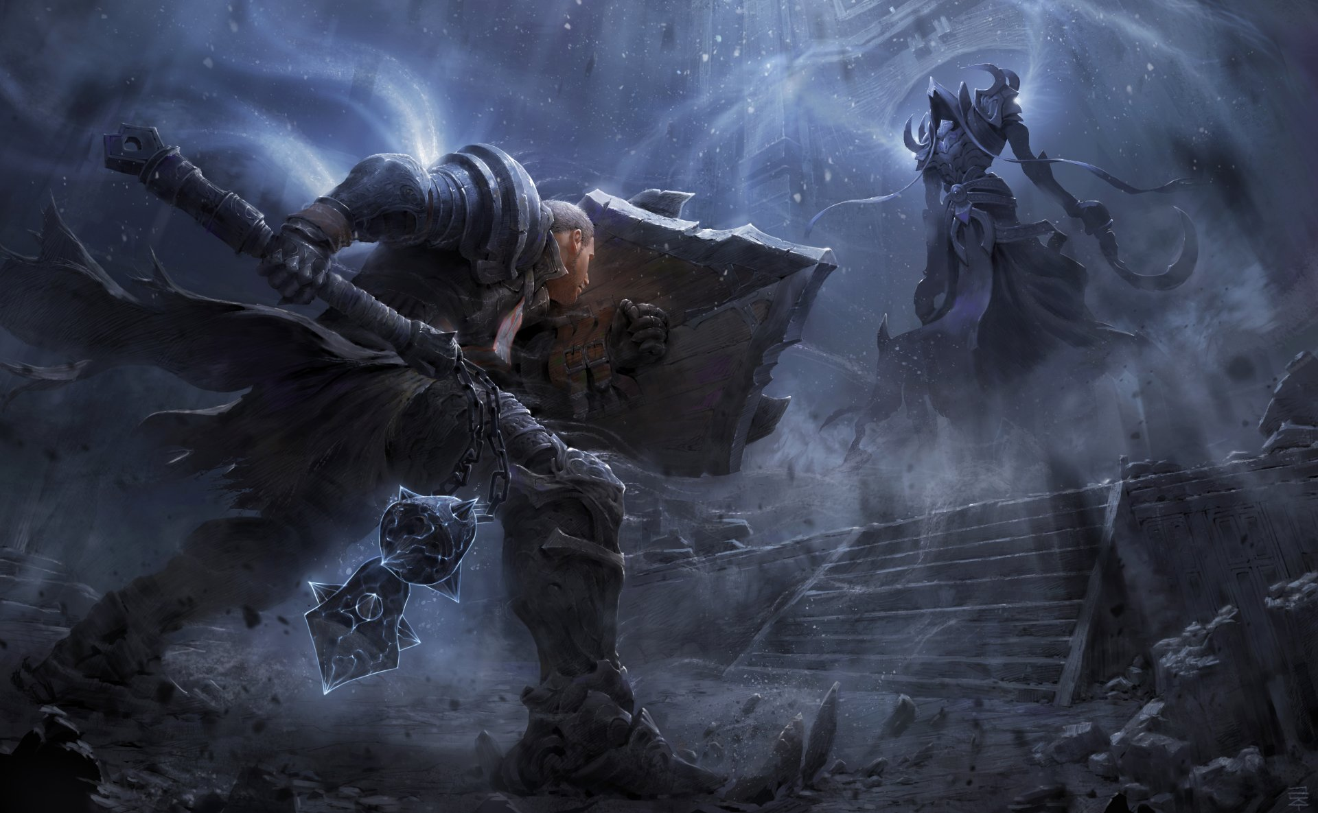 Diablo III: Reaper Of Souls 4k Ultra HD Wallpaper and ...