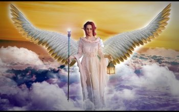 Fantasy - Angel Wallpapers and Backgrounds ID : 509018