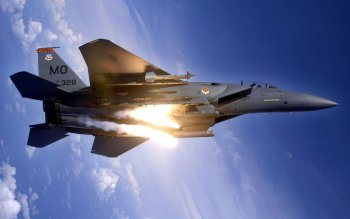 Military - Mcdonnell Douglas F-15e Strike Eagle Wallpapers and Backgrounds ID : 509553