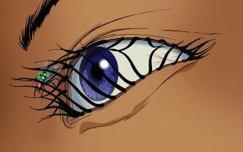 Preview Cartoon - Aeon Flux Art