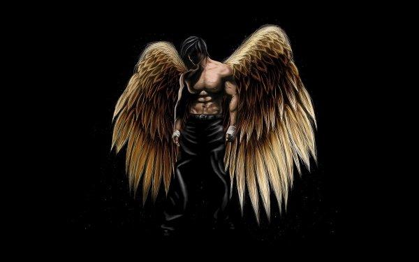 Fantasy Angel HD Wallpaper | Background Image