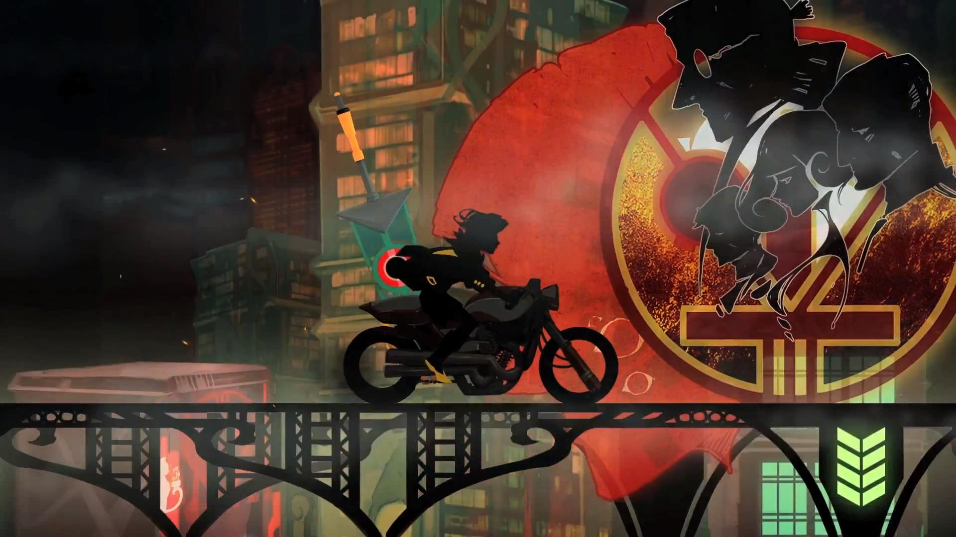 transistor game wallpaper iphone