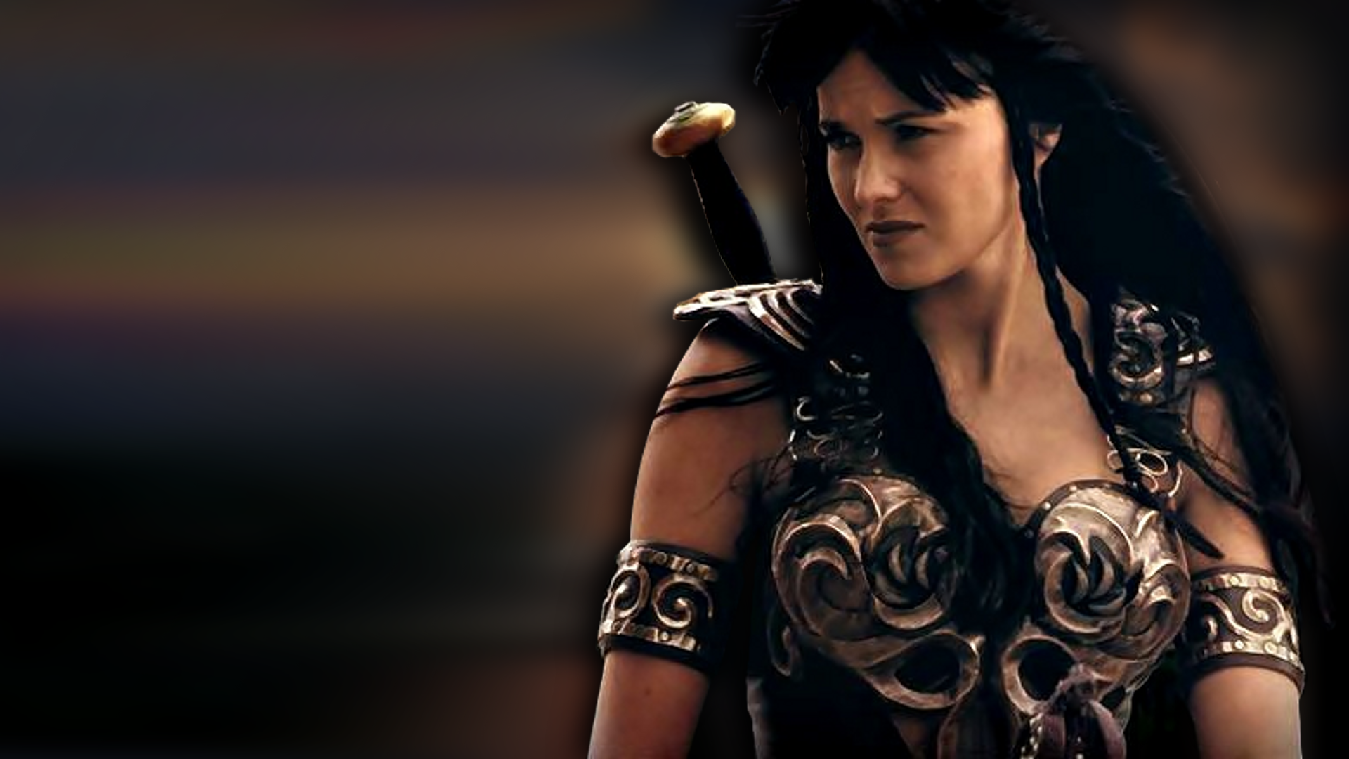 Xena Warrior Princess Full HD Wallpaper And Background Image