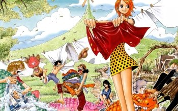 Anime - One Piece Wallpapers and Backgrounds ID : 510153