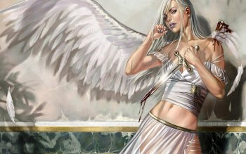 Fantasy - Angel Wallpapers and Backgrounds ID : 510656