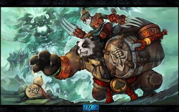 35 World Of Warcraft: Mists Of Pandaria HD Wallpapers ...