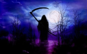 Dark - Grim Reaper Wallpapers and Backgrounds ID : 511353