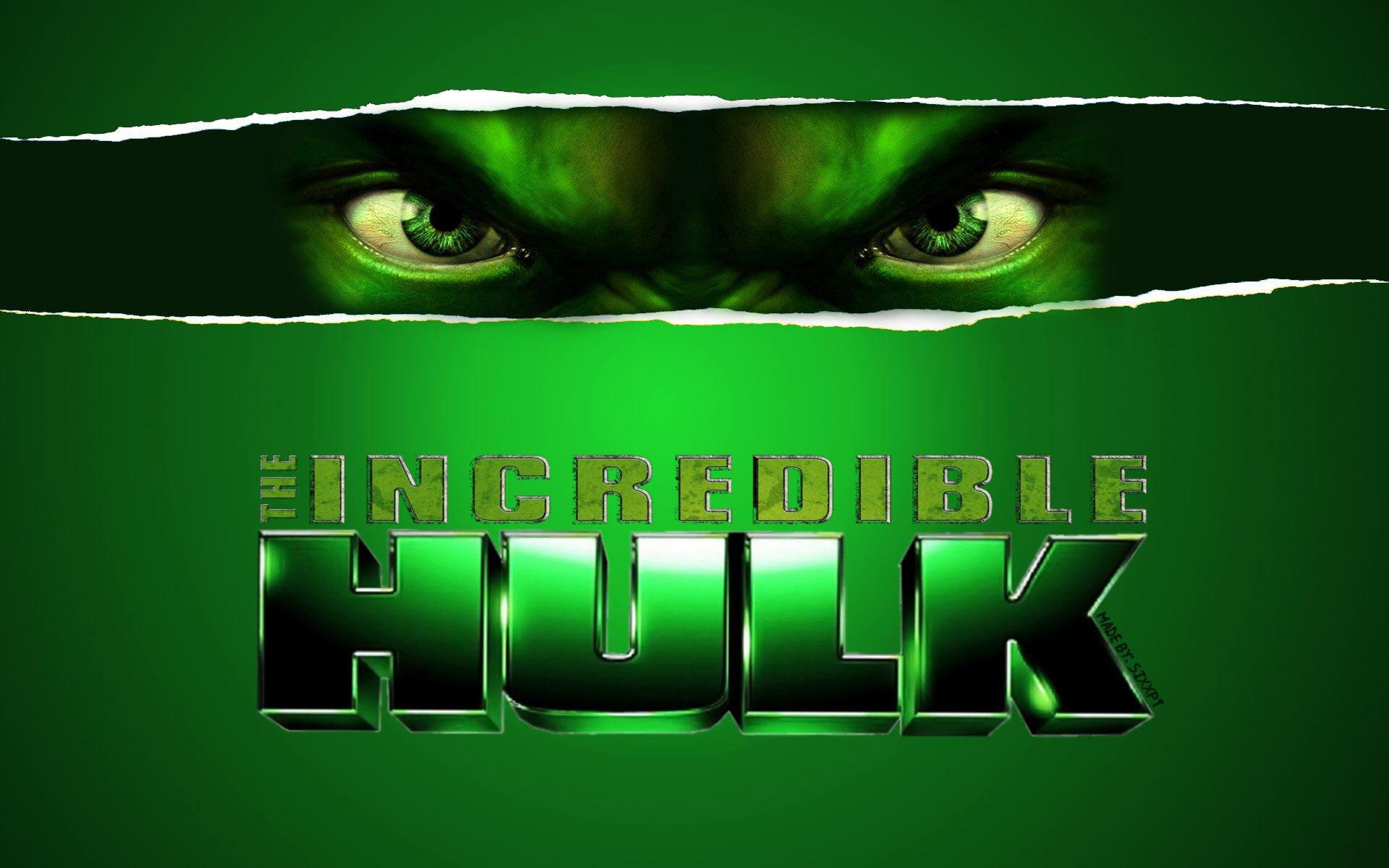 Movie - The Incredible Hulk  Wallpaper