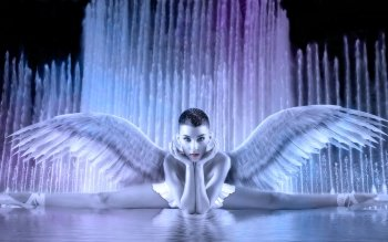 Fantasy - Angel Wallpapers and Backgrounds ID : 512423